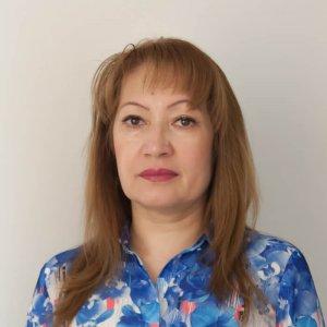Мадина Аспандиярова