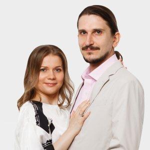 Сокович Ирина и Сергей